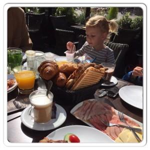 ontbijt goude hooft