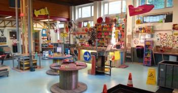 Leuk in Den Haag - Kinderwerkplaats