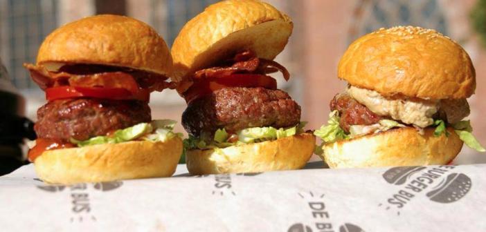 hamburgers RRRollend den haag