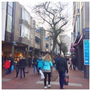winkelstraat stadshart zoetermeer