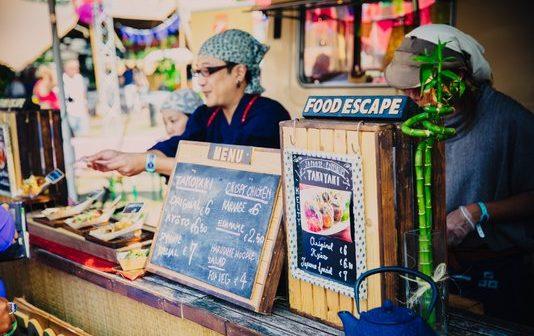 Sushi & Asian Streetfood festival