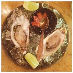 oesters kurk