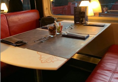 De Dinner Train komt in Den Haag!