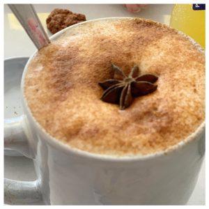 Lunch bij Le Petit café Lou chai