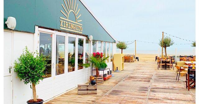 De nieuwste toffe beachclub van Scheveningen: XIRINGUITO