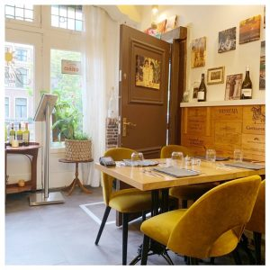 julieta restaurant binnen