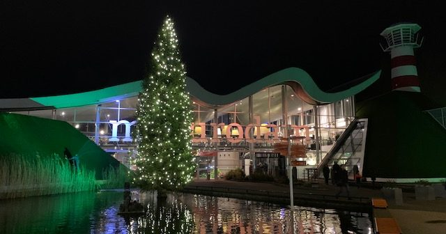 Madurodam by Night, een winters sprookje
