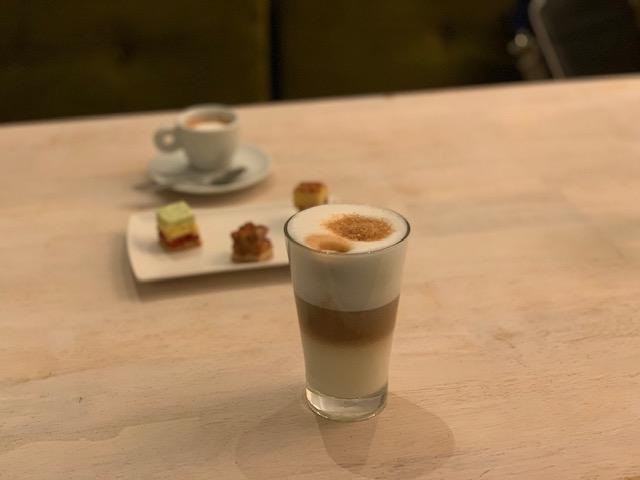 koffie friandises umami
