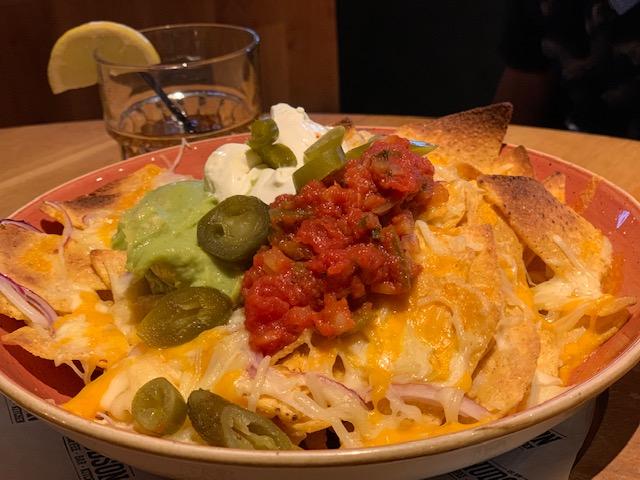 hudson restaurant nacho